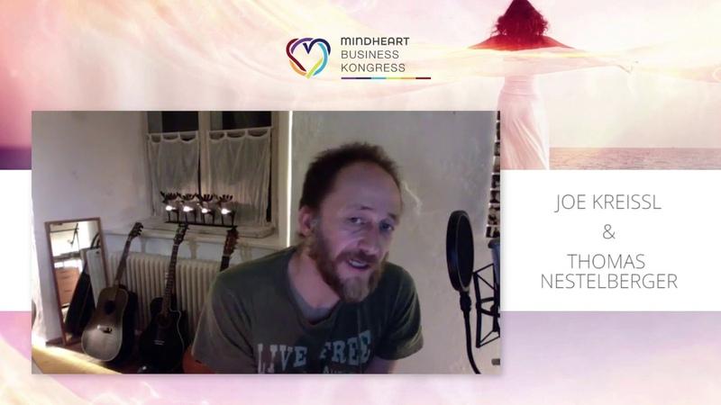 Freeman Joe Kreissl | Der geistig-sittliche Mensch 'sitzt zur Rechten Gottes'