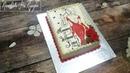 Bánh Sinh Nhật Đẹp Mừng Ngày Quốc Tế Phụ Nữ - Internetional Women's Day Cake