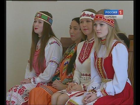 Финно-угорские красавицы блеснули интеллектом перед конкурсом