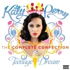 Katy Perry альбом Katy Perry - Teenage Dream: The Complete Confection