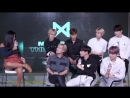 [VK][18.08.2018] Monsta X Describe Their Fans As Gods And Inspiration ¦ Exclusive Interview