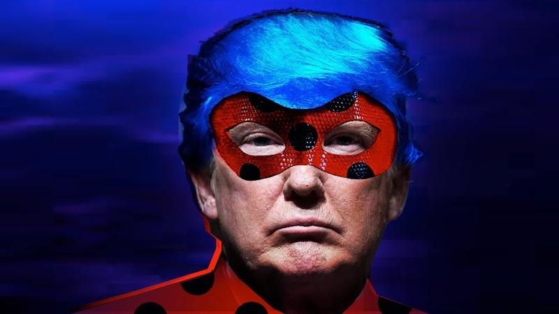 Donald Trump Singing The Miraculous Ladybug Theme Song