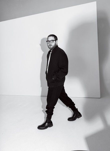 Jonah Hill GQ Magazine, Men of the Year issue.