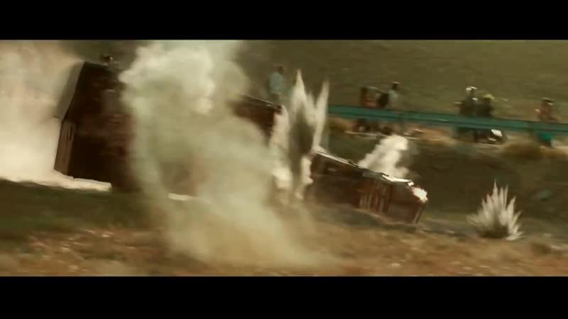 Дамасское время Be Vaghte Sham (2018) трейлер