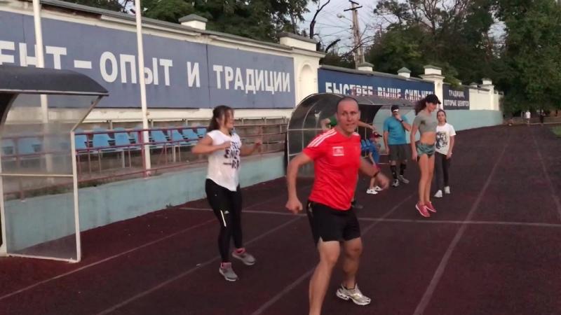 Тренировка 14.08.18
