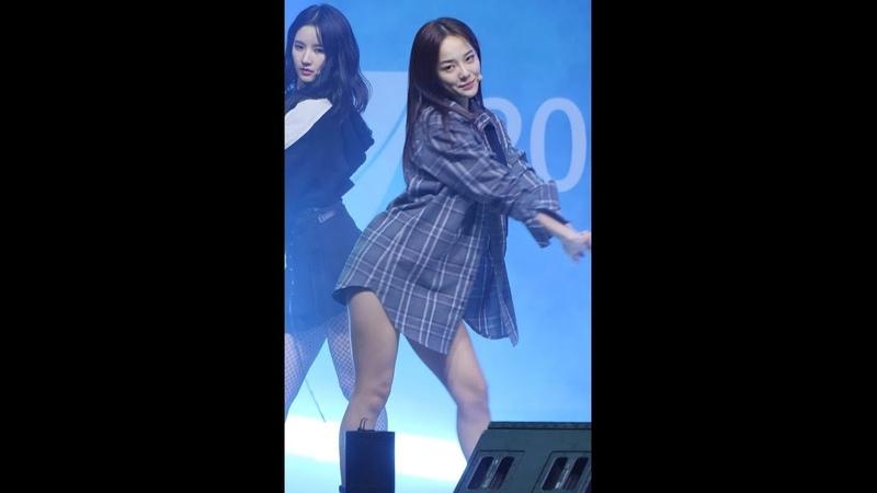 181117 구구단 (gugudan) 나 같은 애 (A Girl Like Me) [세정] SeJeong 직캠 Fancam (천안 청소년 DoDream 페스티벌) by Mera