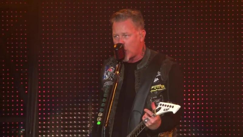Metallica - King Nothing (Live - The Night Before - San Francisco, CA - 2016) » Freewka.com - Смотреть онлайн в хорощем качестве