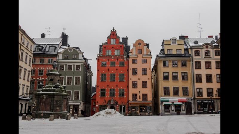 Finland, Sweden 2018