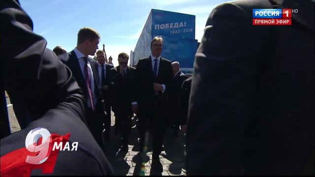 Новости на Россия 24 • Путин не позволил охране оттеснить ветерана