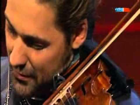 David Garrett -Desperado - Riverboat 07.12.2012