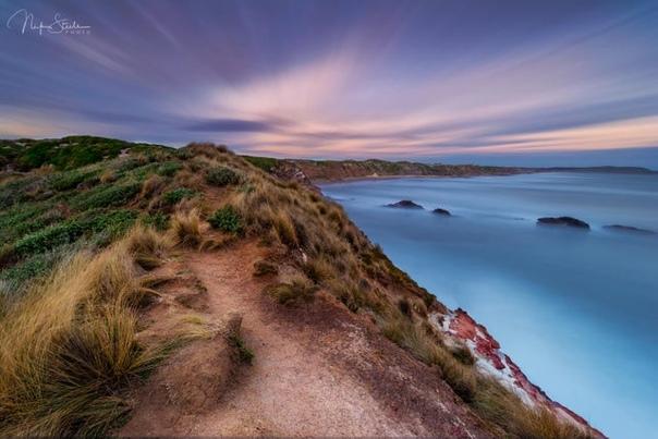 Где-то на острове Филлип, Виктория, Австралия.