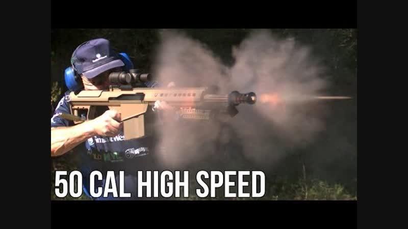 NEW BARRETT 50 CAL WORLD RECORD 6 SHOTS in UNDER 1 SECOND on HIGH SPEED Jerry Miculek HD assets css yts cssbin pl