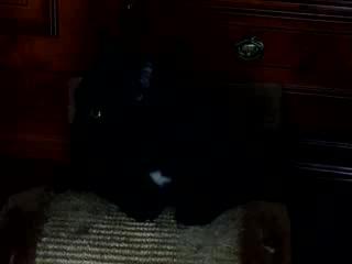 Подросший кот Малдер