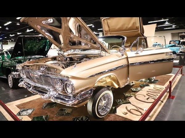 Leaving the Lowrider takeover Supershow