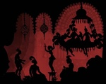 Lotte Reiniger - The Adventures of Prince Achmed (1926) #coub, #коуб
