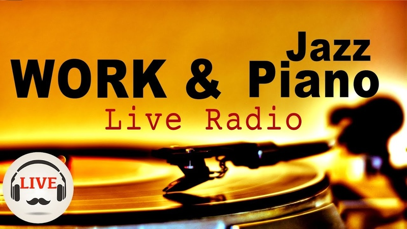 Relaxing Jazz Piano Radio - Slow Jazz Music - 247 Live Stream - Music For Work Study