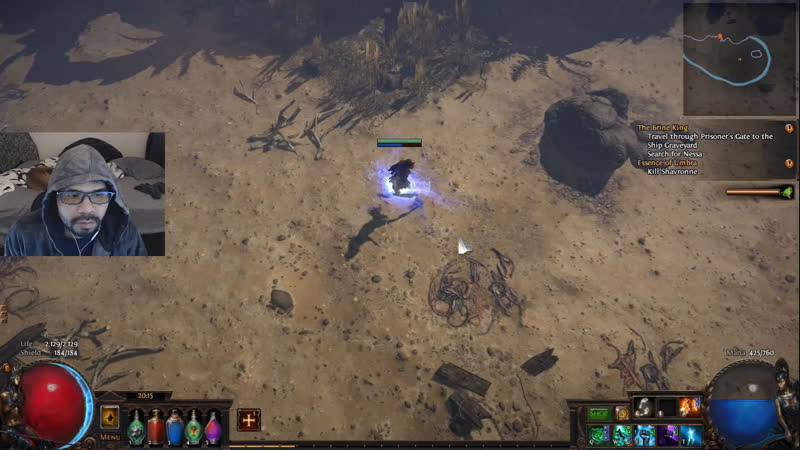 Path of exile NO F**K SH*T path of exile :)