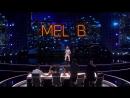 Samuel Comroe Judges Mel B As She Fails Epically At Stand-Up Comedy - Americas Got Talent 2018