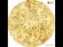 Белая пицца Четыре сыра - Кватро Формаджио / рецепт от шеф-повара / Илья Лазерсон / Мировой повар