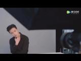 181002 EXO Lay Yixing @ MAC Behind The Scenes