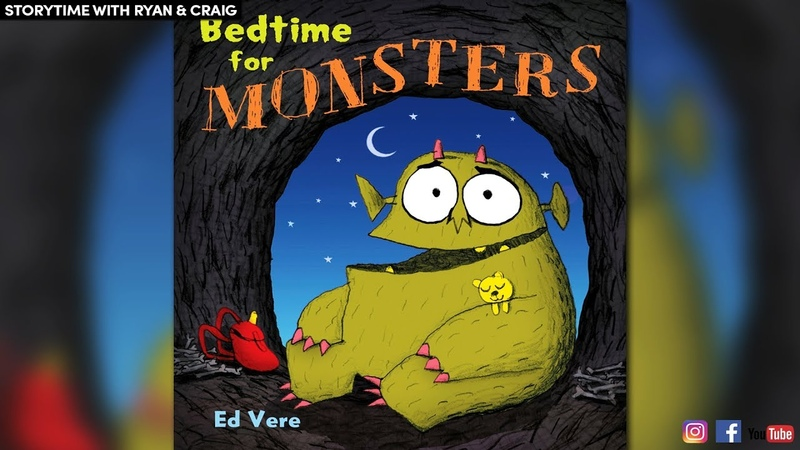 STORYTIME | Bedtime for Monsters by Ed Vere | READ ALOUD