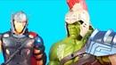 Marvel Thor Ragnarok Interactive Gladiator Hulk Smashes Hero World The Joker Find Where's Waldo
