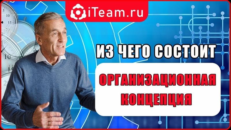 [Русский Менеджмент] Из чего состоит организационная концепция
