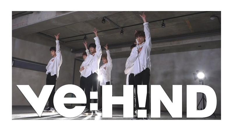 [VEHIND] Behind the scene VERIVERY's various charms revealed