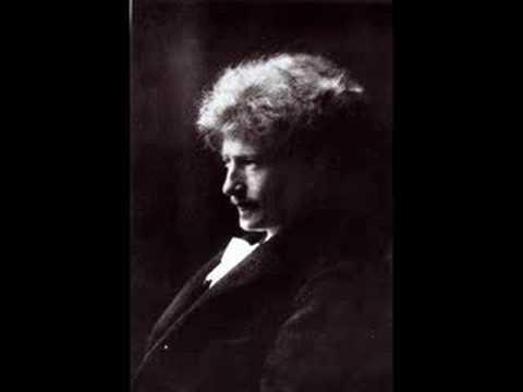 Schumann Warum from Opus 12 Paderewski 1914