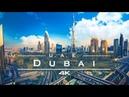 Dubai United Arab Emirates 🇦🇪 by drone 4K