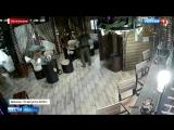 Видео взрыва, при котором погиб Александр Захарченко