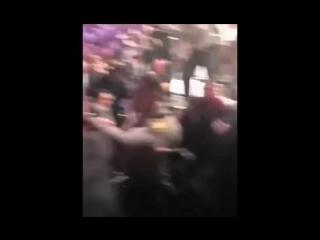 Conor McGregor vs Khabib Team Brawl After UFC 229