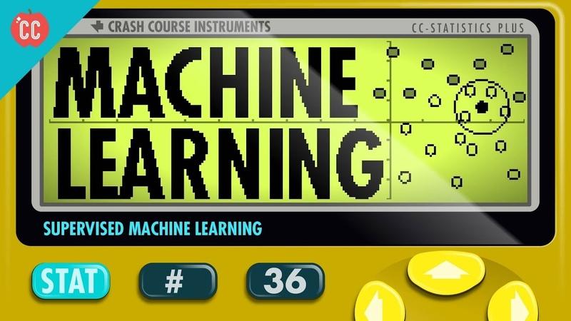 Supervised Machine Learning: Crash Course Statistics 36