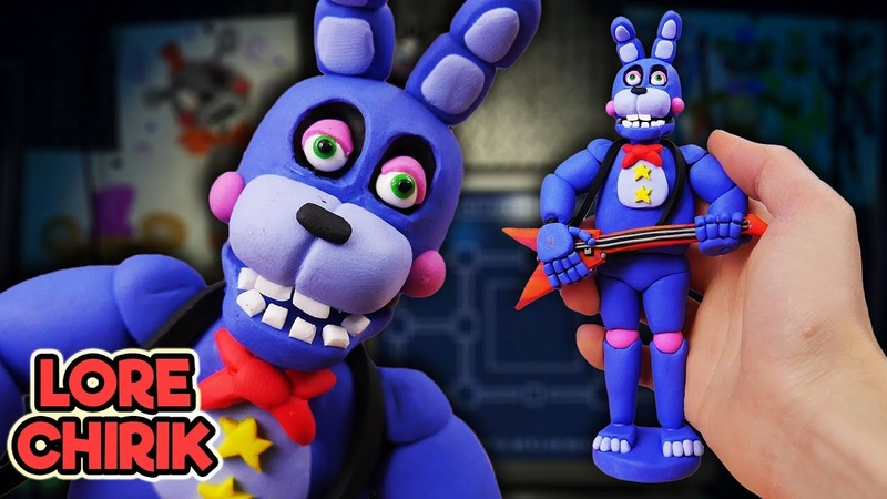 MAKING ROCKSTAR BONNIE ★ FNAF 6 (Freddy Fazbear's Pizzeria Simulator)
