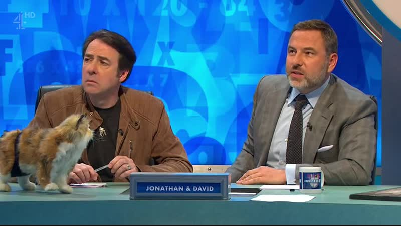 8 out of 10 Cats does Countdown S11E01 (24.09.2016)