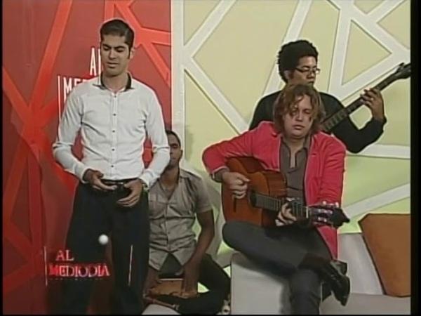 Кубинское модерновое фламенко с волынкой