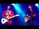 Ed Sheeran - Thinking Out Loud Ft. Bruno Mars In Live