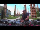 La Stampa Futur Beats Presents Derrick May Live Performance -- Kappa Festival (Turin)