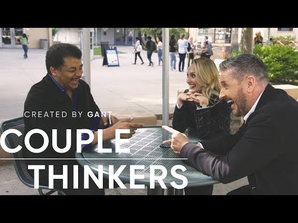 Neil deGrasse Tyson When do we have to leave this planet - Couple Thinkers - EP 2