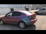 """Mazda 3 Plasti Dip """"Plasma Chameleon"""""""