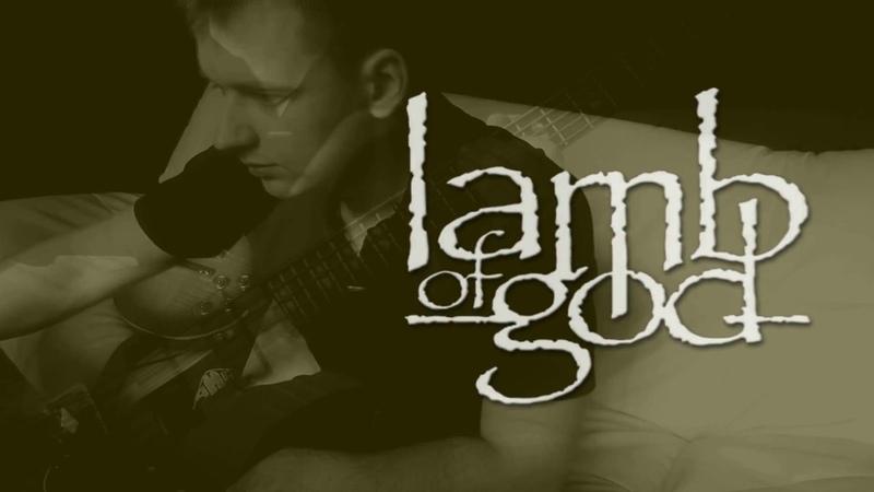 Lamb Of God - Desolation (instrumental cover)
