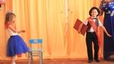 Сценка про папу, который пришёл в детский сад за Вовочкой