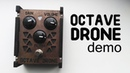 Octave Drone demo