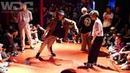 RUSH BALL vs AVID(ASATO JUN) BEST8 HIPHOP WDC 2019 World Dance Colloceum WDC