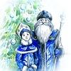 22.12. — 13.01. Новогодняя гостиная для малышей