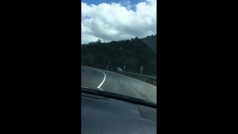 Грузия 2018 (по дороге домой)