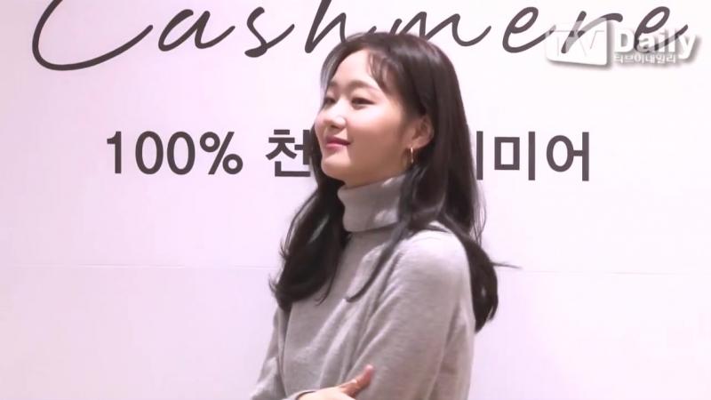 04 10 18 TD영상 김고은 Kim Go eun 볼수록 매력적인 무쌍 여배우