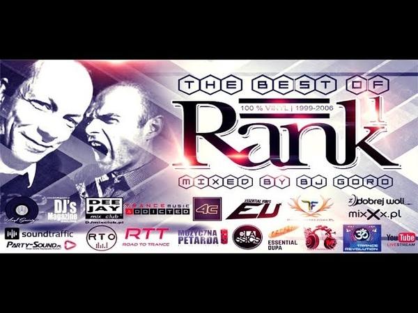 The Best Of Rank 1 1999-2006 100% Vinyl Mixed By DJ Goro