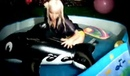 Lady Gaga Just hump featuring an inflatable Orca
