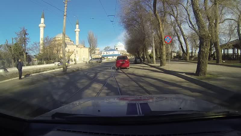 14 02 2019 С автодрома по Евпатории 2